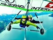 Just flying around in Switzerland
